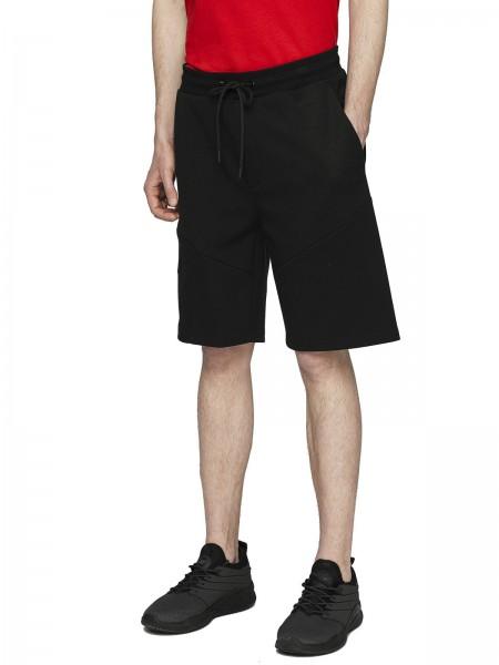 4F Herren Shorts Shayan Deep Black