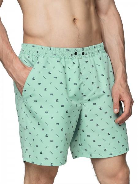 Outhorn Herren Shorts SKMT603 Aqua