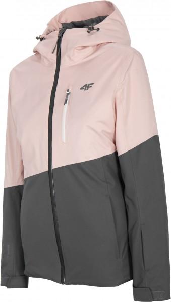 4F Damen Skijacke Honey Light Pink