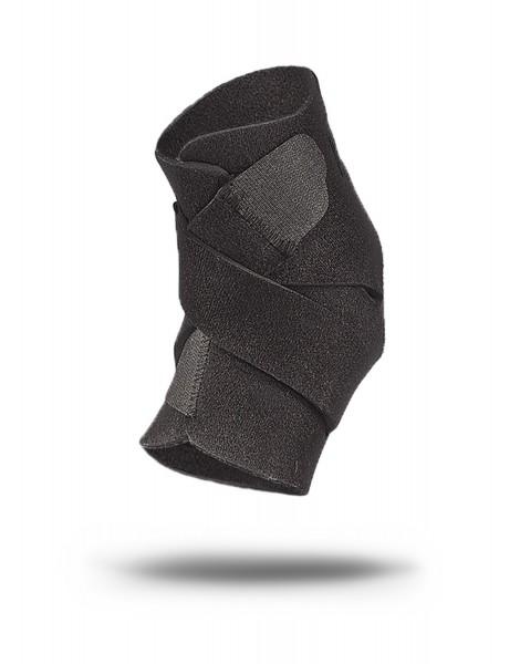 Einstellbarer Fußgelenkschutz schw. - Unigr.
