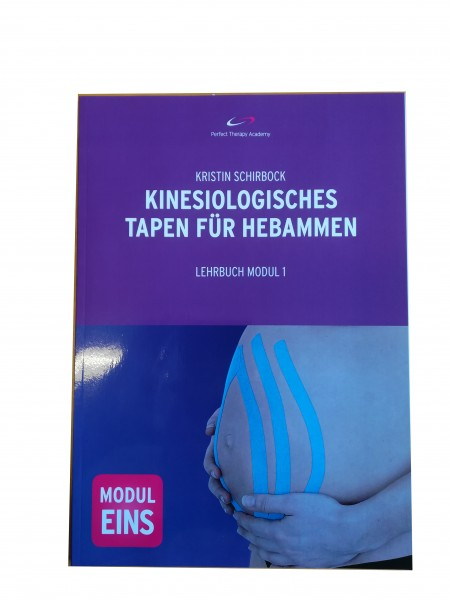 Lehrbuch Kinesiologisches Tapen Hebamme 1