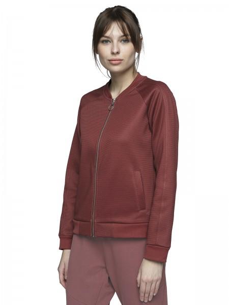 4F Damen Sweatshirt Samantha Burgundy
