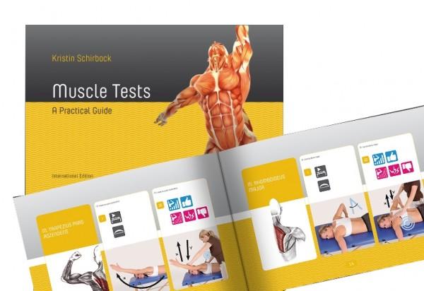 Lern- und Nachschlagewerk für Muskeltests
