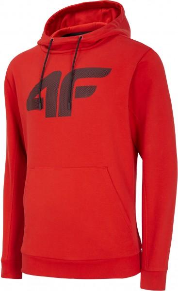 4F Kapuzenhoodie Fredrik Red
