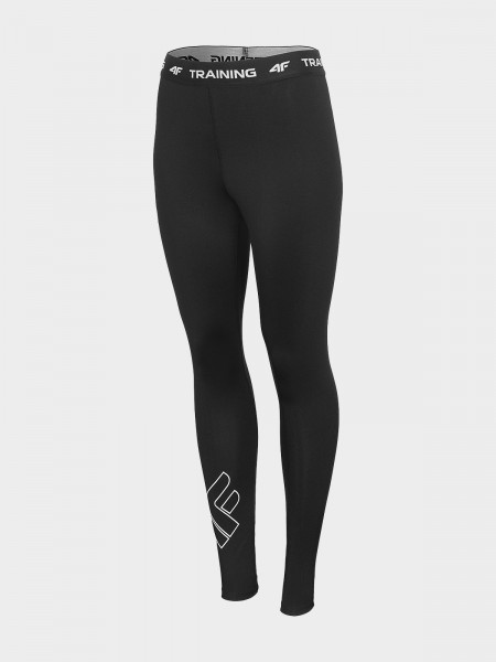 4F Damen Trainingshose Thalisa Deep Black
