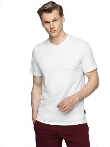 Outhorn Herren T-Shirt TSM647 White