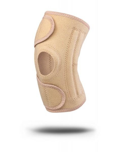Kniescheibenbandage beige - Universalgröße