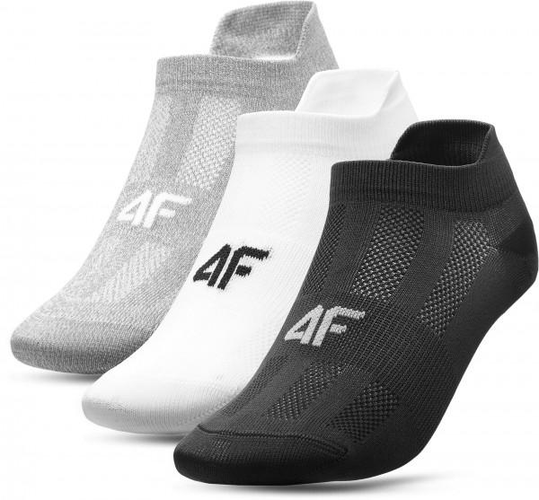 4F Damen Socken Antonius 3er-Pack
