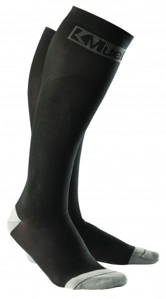 Mueller Kompressions Socken 1 Paar schwarz