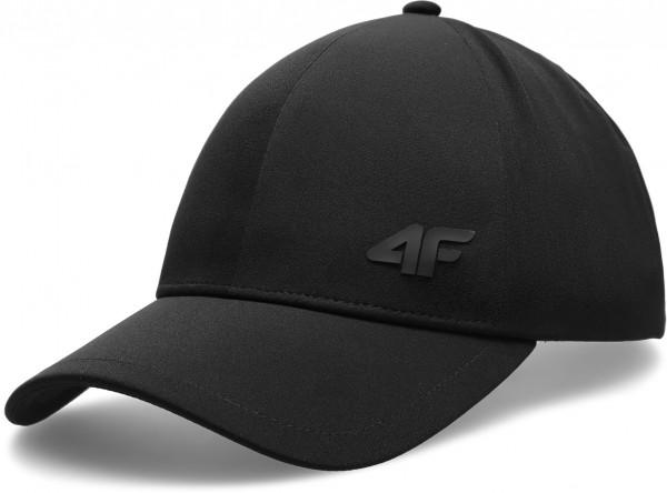 4F Herren Basecap Andrico Deep Black