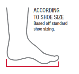 According-to-Shoe-Size