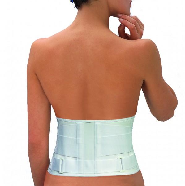 Mikros Rückenstabilisierung weiß