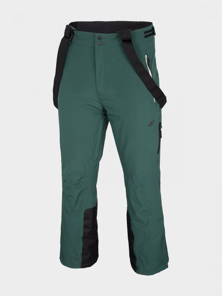 4F Herren Snowboardhose Heron Drk Green