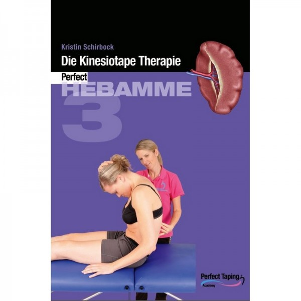 Lehrbuch Kinesiologisches Tapen Hebamme 3