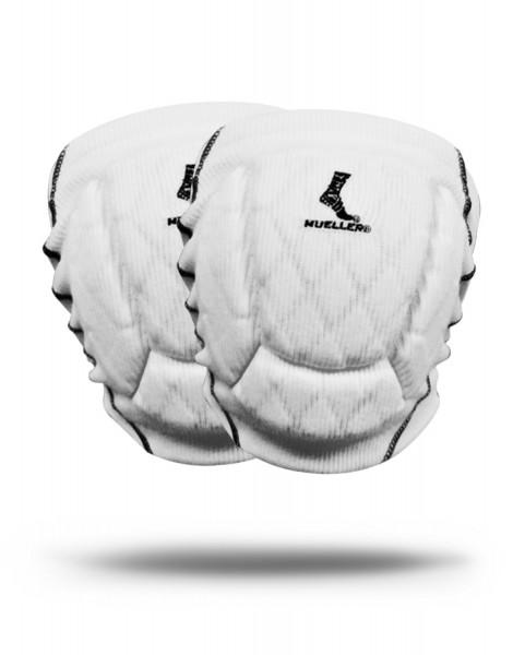Mueller Diamant Volleyball Knie weiß Paar