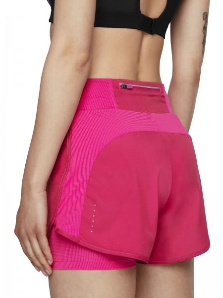 4F Damen Funktionsshorts Fibi Hot Pink