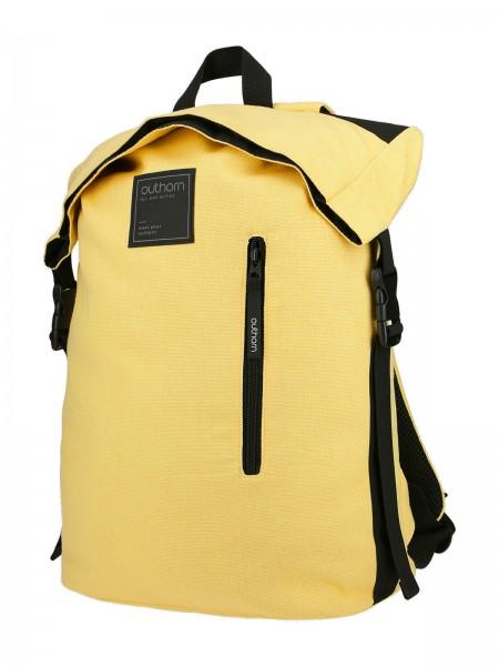 Outhorn Unisex Rucksack PCU601 Light Lemon