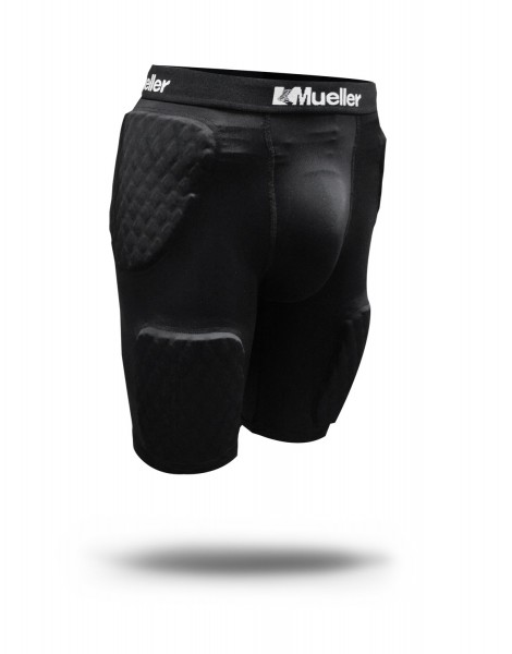 Mueller Diamond Shorts mit 5 Pads