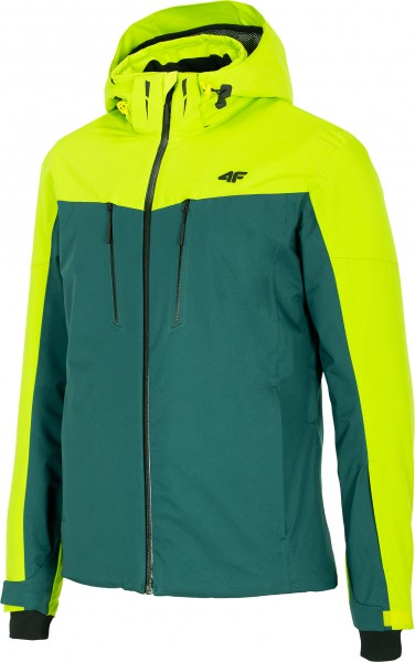 4F Herren Skijacke Hudson Canary Green