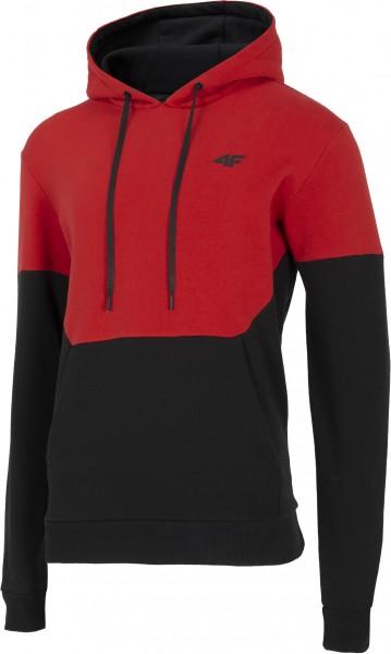 4F Herren Sweatshirt Ferdi Red