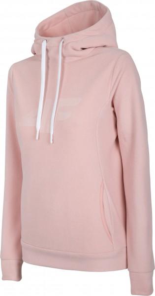 4F Damen Fleece Fedora Light Pink