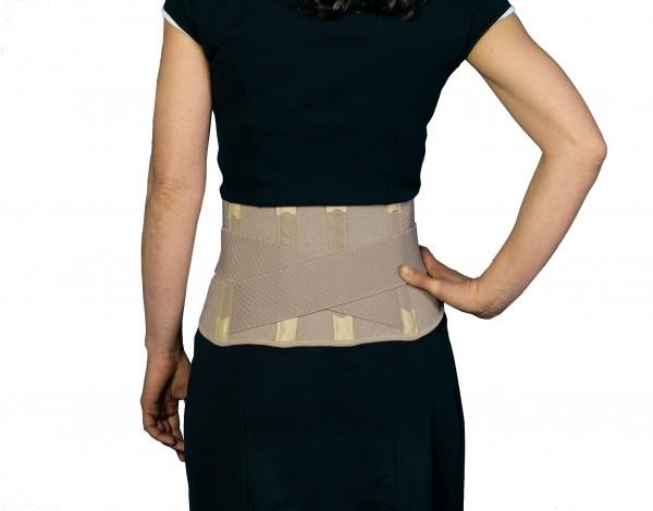 Bambus Fleece Rückenbandage