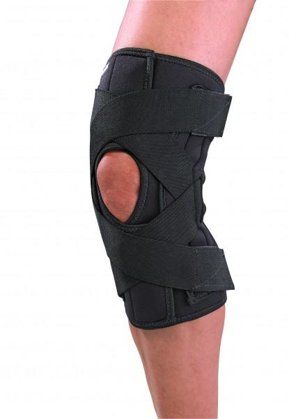Mueller Wraparound Knee Brace Beige