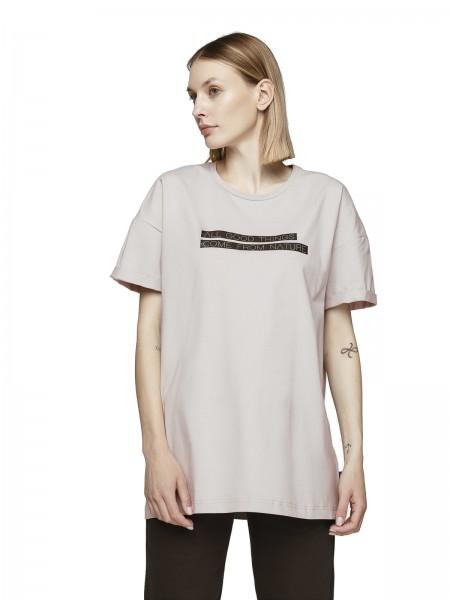 Outhorn Damen T-Shirt TSD632A Light Pink