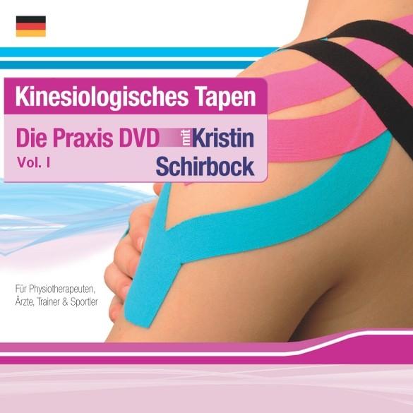 Kinesiologisches Tapen - Die Praxis DVD