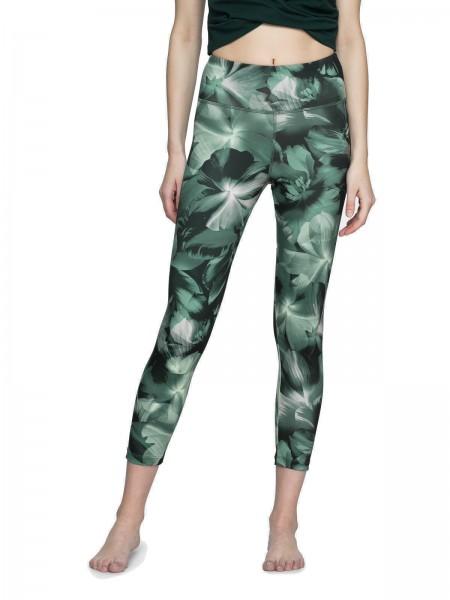 4F Damen Leggings Sanya Multicolour Allover