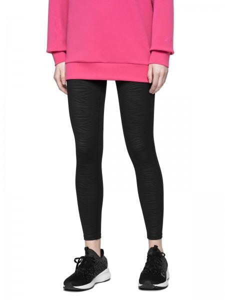 4F Damen Leggings Sanja Multicolour Allover
