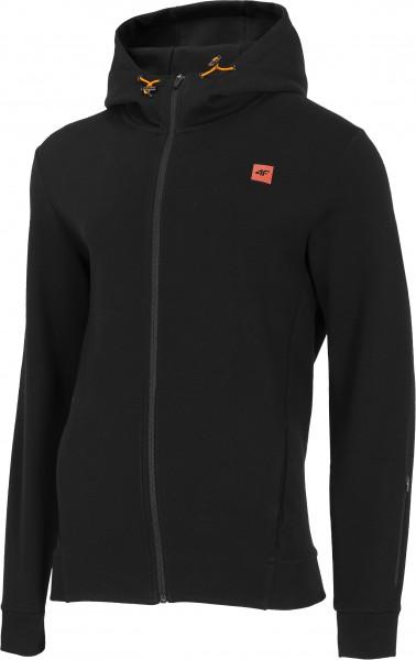 4F Herren Sweatshirt Fedja Deep Black