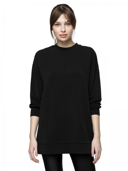 4F Damen Sweatshirt Sande-Ann Deep Black