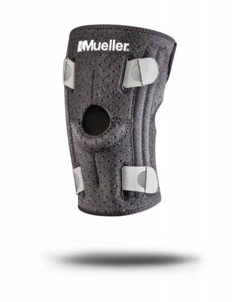 Adjust-to-Fit Knee Stabilizer grau - one size