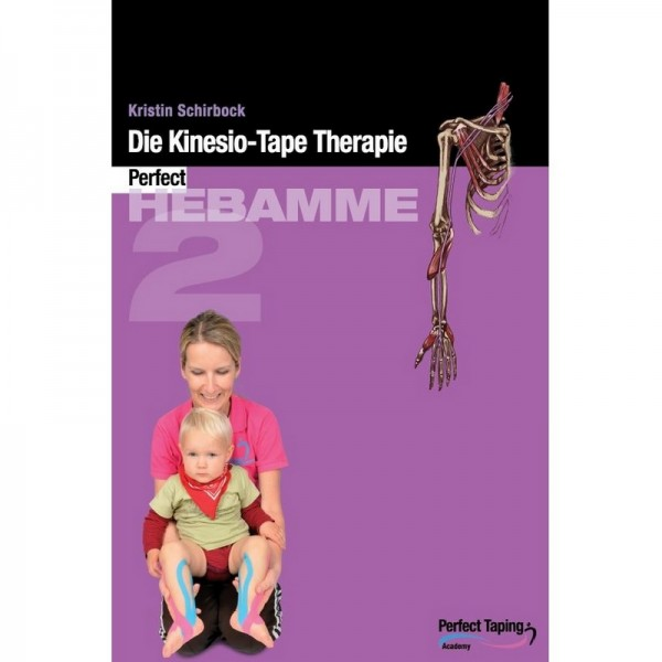 Lehrbuch Kinesiologisches Tapen Hebamme 2