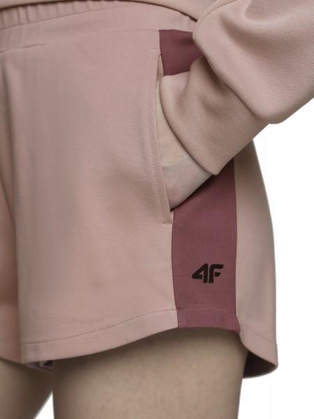 4F Damen Shorts Sarah Light Pink