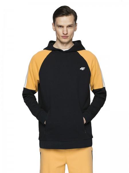 4F Herren Sweatshirt Samuel Dark Blue