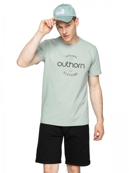 Outhorn Herren T-Shirt TSM600A Aqua