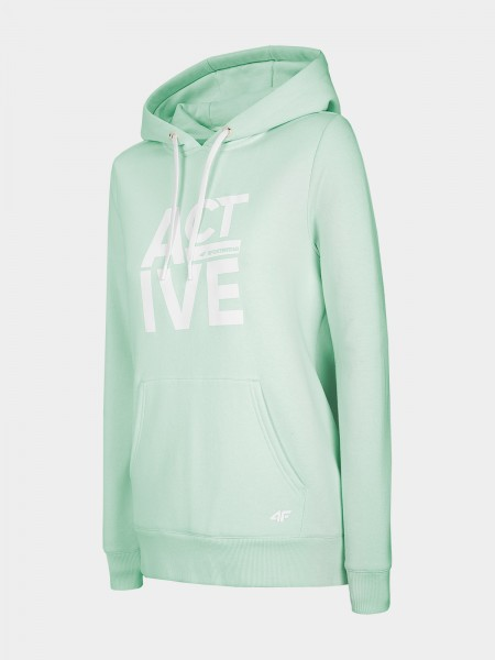 4F Damen Sweatshirt Frieda Mint