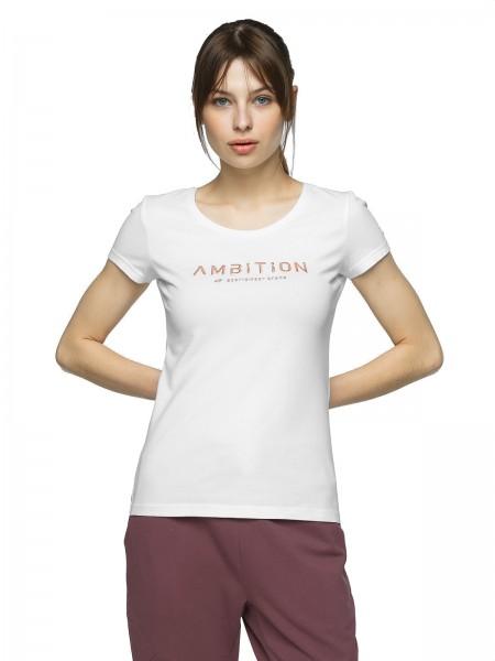 4F Damen T-Shirt Severina White