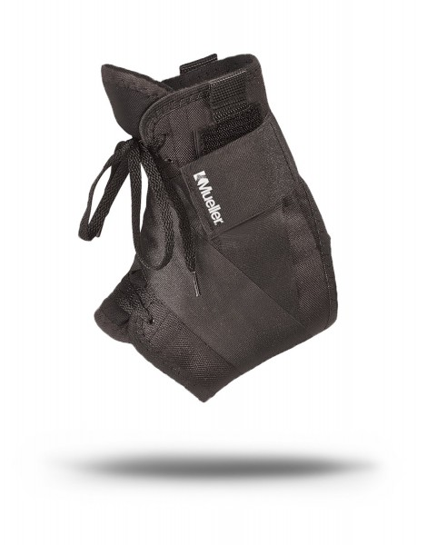 Mueller Soft Ankle Brace with Straps