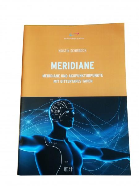 Meridian - Auflistung aller wichtigen Meridiane