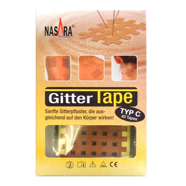 Gitter Tape in 3 Größen