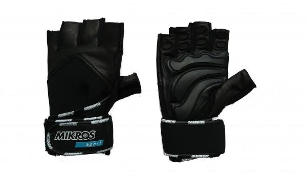 Mikros Sport Fitness/Gewichtheber Handschuhe