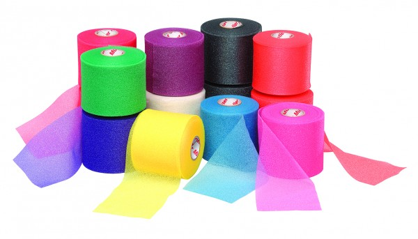 M-Wrap farbig - 7 cm x 27.5m
