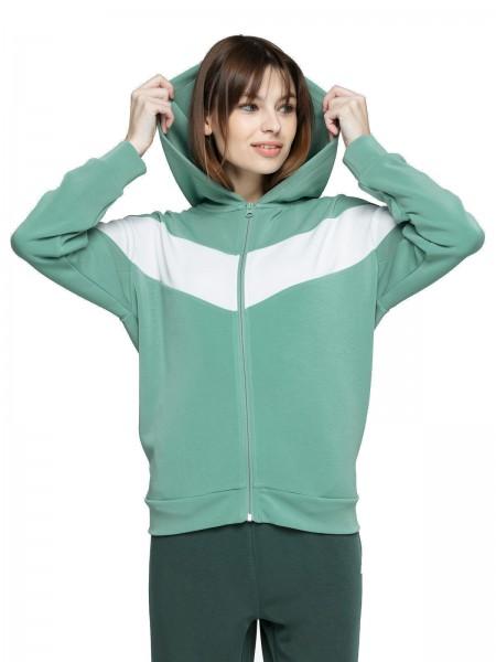 4F Damen Sweatshirt Shanice Mint