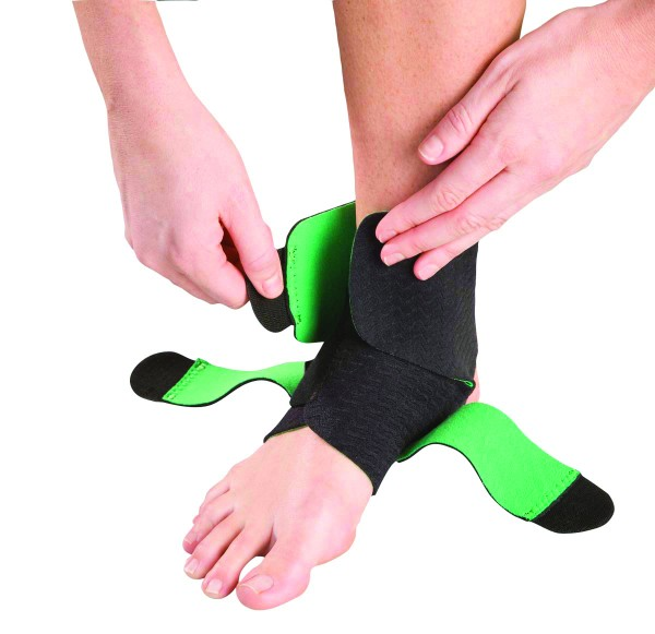 Mueller Greenline Adjustable Ankle Support