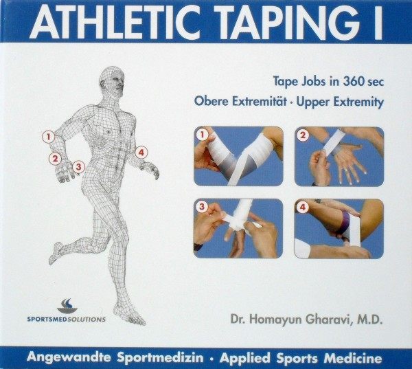 Athletic Taping CD 1 ObereUntere Extremit