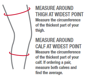 Measure-Around-Thigh-And-Calf