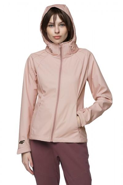 4F Damen Softshelljacke Salma Light Pink
